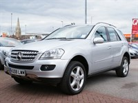 Used Mercedes ML320 M-Class CDI SPORT SW ESTATE