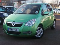 Used Vauxhall Agila 16V SE 5DR AUTO - LOW MILES