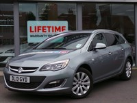 Used Vauxhall Astra CDTI SE SPORTS TOURER ESTATE