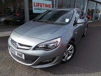 Used Vauxhall Astra CDTI 165PS SRI SPORTS TOURER ESTATE START STOP