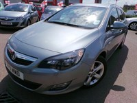 Used Vauxhall Astra CDTI ECOFLEX SRI SPORTS TOURER ESTATE - DEMO