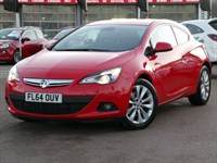 Used Vauxhall Astra CDTI SRI 3DR INC PARK SENSORS FRONT AND REAR - DEMO
