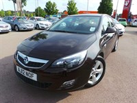 Used Vauxhall Astra CDTI ECOFLEX SRI 5DR START STOP