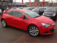 Used Vauxhall Astra CDTI SRI 3DR START STOP