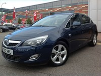 Used Vauxhall Astra NEW CDTI 165PS SRI 5DR AUTO - DEMO