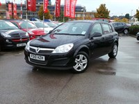 Used Vauxhall Astra 16V ACTIVE 5DR