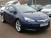Used Vauxhall Astra 16V TURBO 140PS SPORT 3DR - DEMO