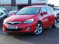 Used Vauxhall Astra 16V SRI 5DR AUTO - LOW MILES