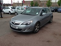 Used Vauxhall Astra 16V TURBO 180PS SRI 5DR