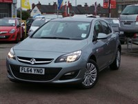 Used Vauxhall Astra 16V EXCITE 5DR INC LIFETIME WARRANTY - DEMO