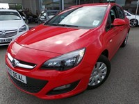Used Vauxhall Astra 16V EXCLUSIV 5DR - COMING SOON