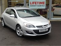 Used Vauxhall Astra 16V TURBO SRI 5DR