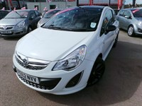 Used Vauxhall Corsa 1.3 CDTI ECOFLEX LIMITED EDITION 3DR - LOW MILES