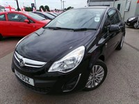 Used Vauxhall Corsa 16V EXCITE 3DR INC AIR CON