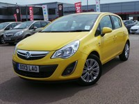 Used Vauxhall Corsa 16V SE 5DR INC HEATED STEERING WHEEL AND SEATS