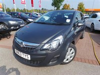 Used Vauxhall Corsa 16V EXCLUSIV 5DR INC AIR CON