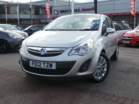 Used Vauxhall Corsa 16V SE 5DR AUTO INC HEATED SEATS AND STEERING WHEEL