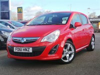 Used Vauxhall Corsa 16V SRI 5DR INC AIR CON - LOW MILES