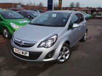 Used Vauxhall Corsa 16V SXI 5DR INC AIR CON