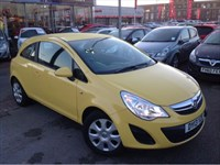 Used Vauxhall Corsa 16V EXCLUSIV 3DR INC AIR CON