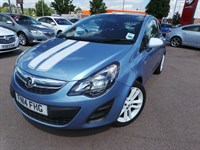 Used Vauxhall Corsa 16V STING 3DR INC AIR CON
