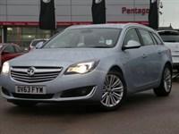 Used Vauxhall Insignia CDTI 163PS ECOFLEX TECH LINE SPORTS TOURER ESTATE