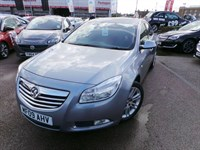 Used Vauxhall Insignia 16V EXCLUSIV 5DR
