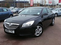 Used Vauxhall Insignia 16V EXCLUSIV 5DR INC ALLOYS