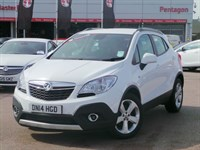 Used Vauxhall Mokka CDTI 130PS EXCLUSIV 5DR 2WD START STOP - NEW STOCK