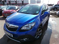 Used Vauxhall Mokka 16V TURBO SE 5DR 4WD