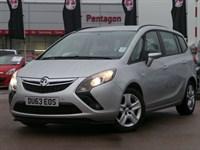 Used Vauxhall Zafira TOURER CDTI 165PS EXCLUSIV MPV