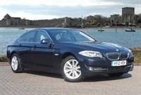 Used BMW 520d 5 SERIES TD SE (184 BHP)