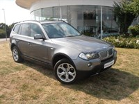 Used BMW X3 xDrive20d SE Edition Exclusive