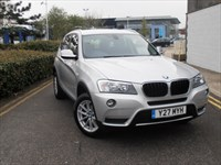 Used BMW X3 2.0d Steptronic