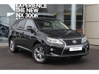 Used Lexus RX 450h ADVANCE PAN ROOF