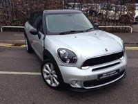 Used MINI Paceman Cooper S ALL4 Paceman
