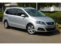 Used SEAT Alhambra TDI CR I TECH