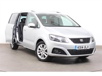 Used SEAT Alhambra TDi SE Lux (177 PS)