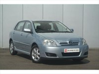 Used Toyota Corolla VVT-i Colour Collection