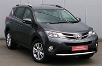 Used Toyota RAV4 D-4D Invincible 2WD
