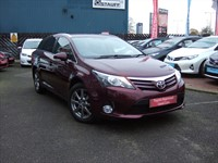 Used Toyota Avensis T4 VALVEMATIC