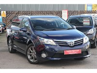 Used Toyota Avensis V-matic T4