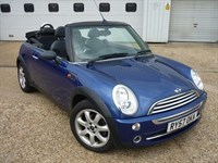 Used MINI Cooper Convertible One