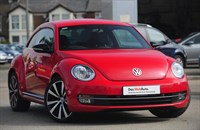 Used VW Beetle TDI (140 PS) DSG