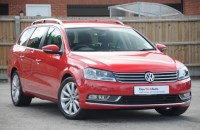 Used VW Passat S (TDi BlueMotion)