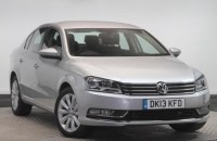Used VW Passat TDI Highline BlueMotion (140 PS)