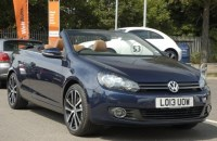 Used VW Golf TDI GT (150 PS)