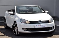 Used VW Golf TDI GT Bluemotion (140 PS) DSG