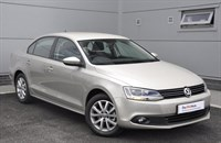 Used VW Jetta TDI SE BlueMotion DSG