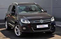 Used VW Tiguan TDI (140ps) 4Motion R Line BlueMotion DSG